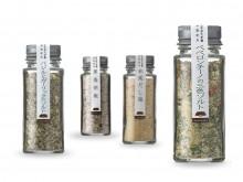 茅乃舎 シーズニングソルト4種